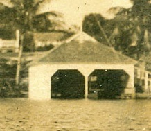 Boathouse at Jupiter Inlet Lighthouse (1907 - 1928)