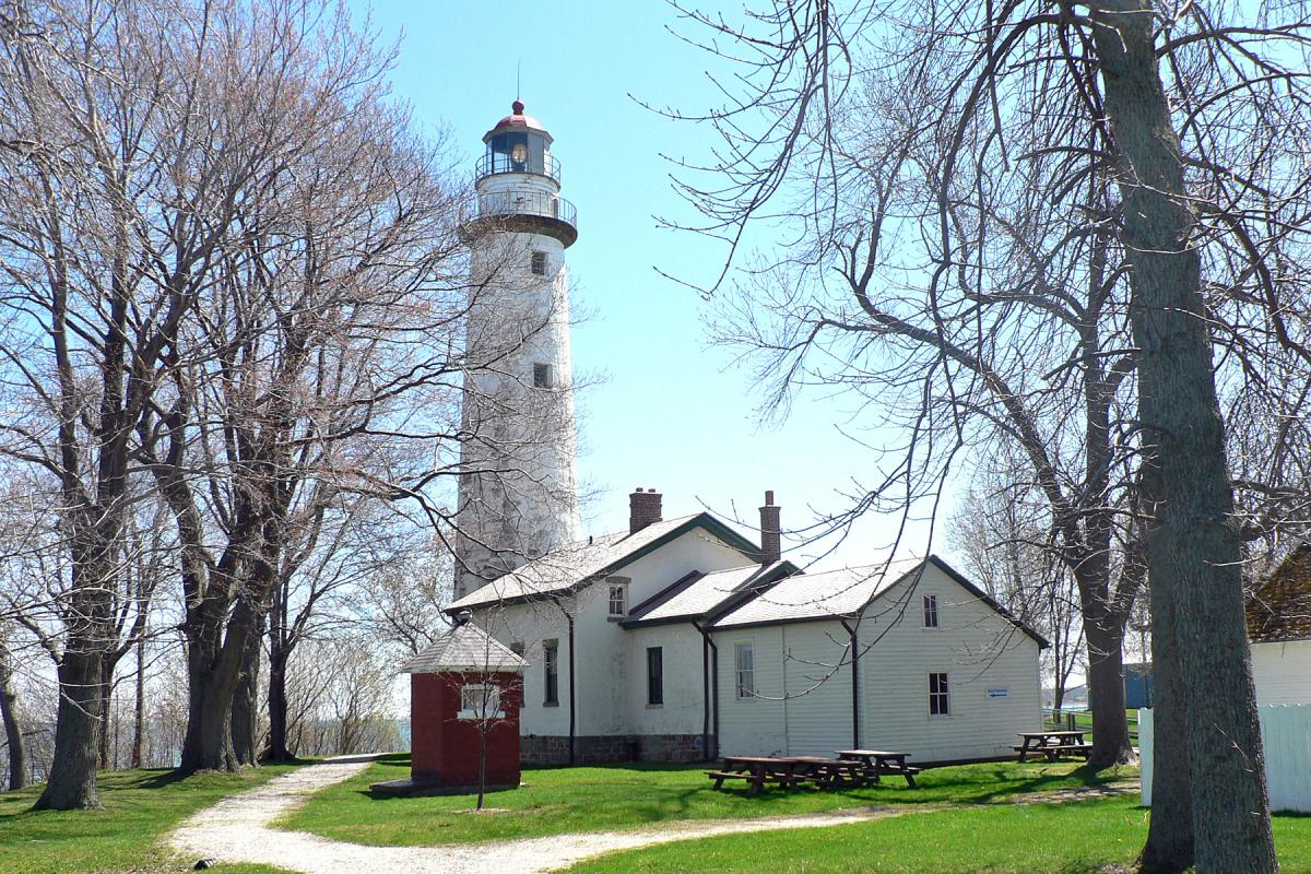 Passport stamp locations by state m us lighthouse society pointe aux barques lighthouse publicscrutiny Images