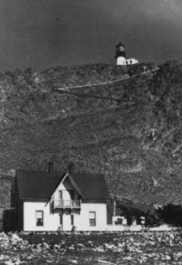 Farallon Island Lighthouse Us Lighthouse Society