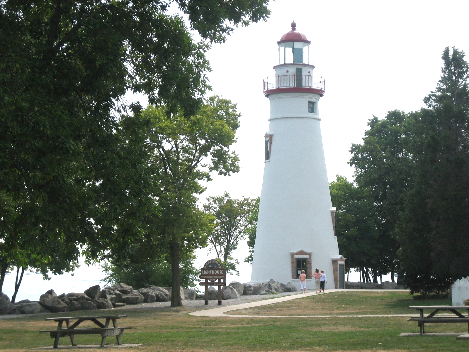 Lighthouse Tour Of Lake Erie 2006 Us Lighthouse Society