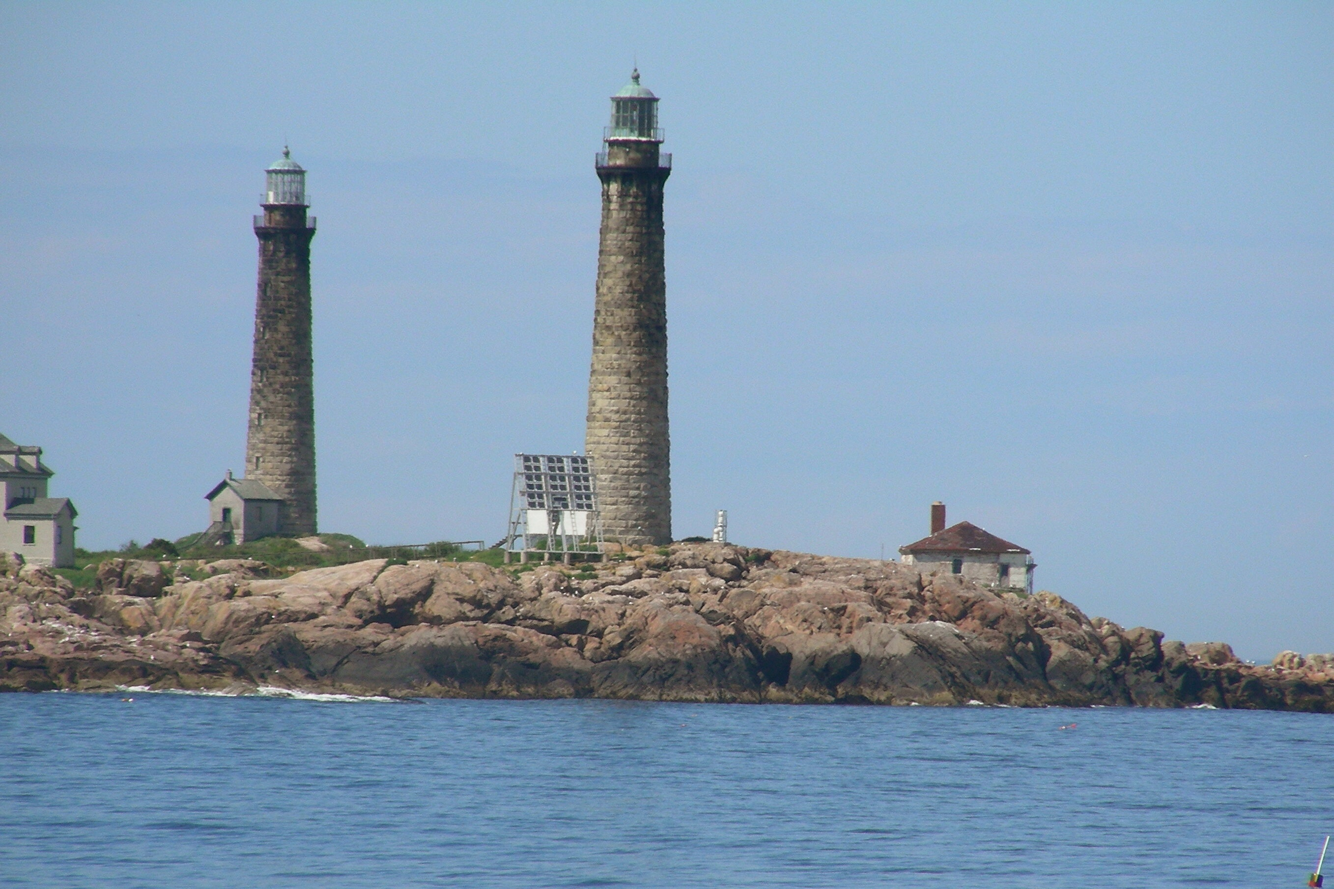 Lighthouses In Massachusetts Tour