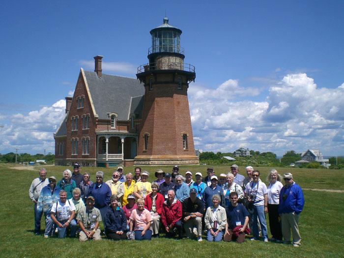 Lighthouse Tour Of Connecticut Rhode Island 2010