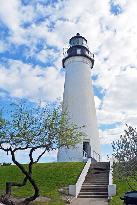King Ranch Texas >> Lighthouse Tour of Texas 2012 | US Lighthouse Society