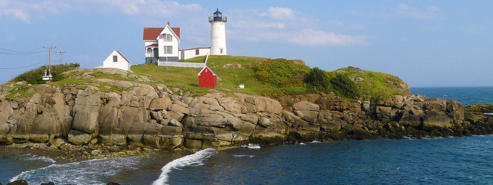 """Cape Neddick """"Nubble"""" Lighthouse"""