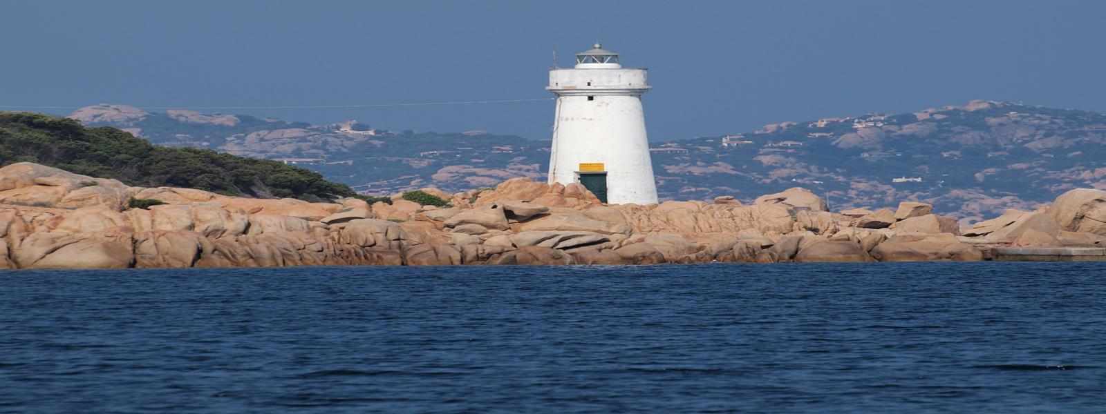 Capo d'Orso Lighthouse