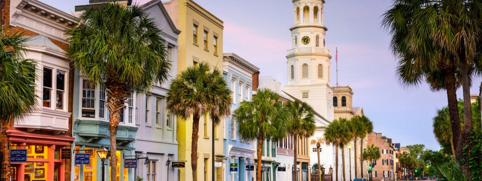 Charleston Broad Street