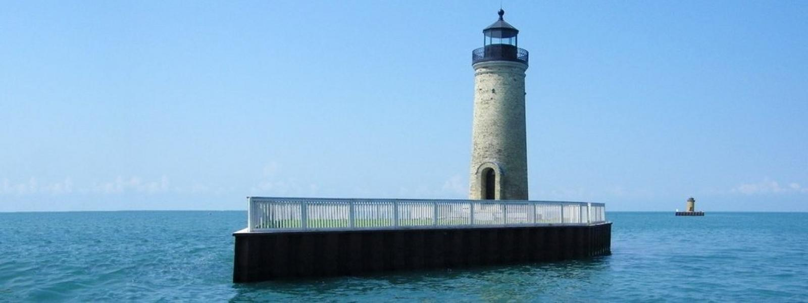 Lake St. Claire Lighthouses