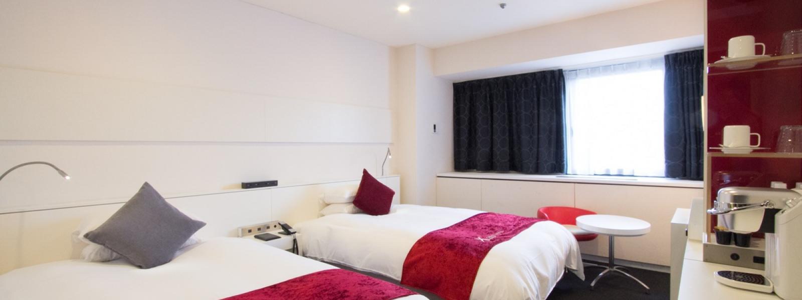 Hotel Room in Osaka
