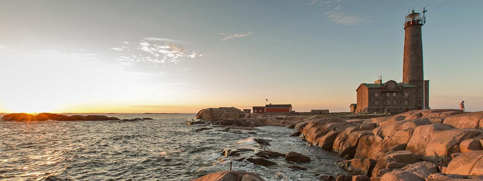 Bengtskär Lighthouse, Finland