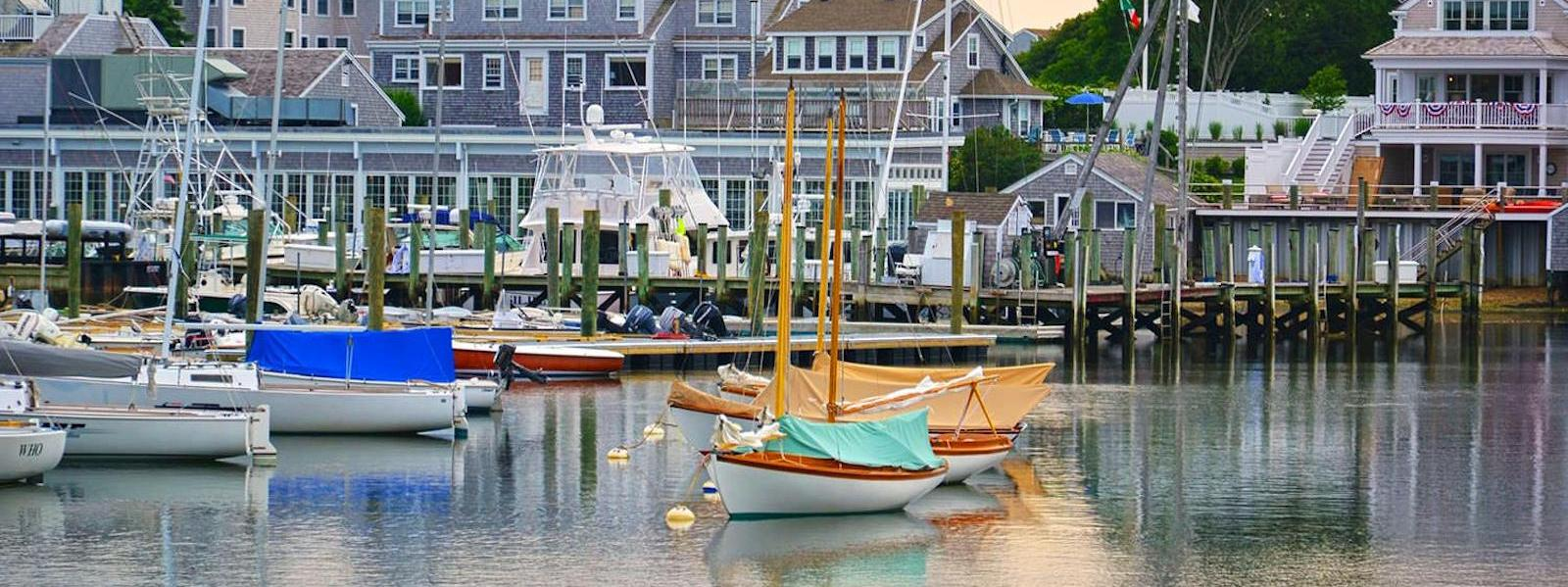 Cape Cod Harbor