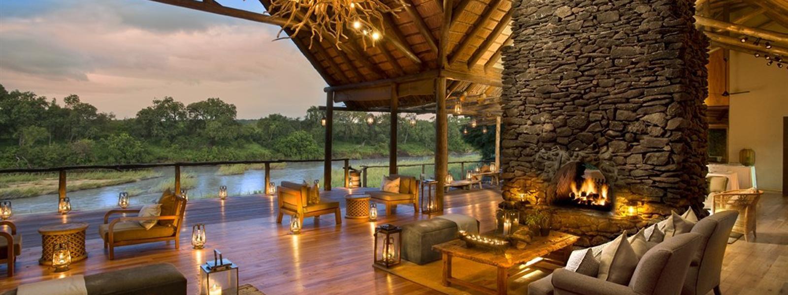 Kampama River Lodge