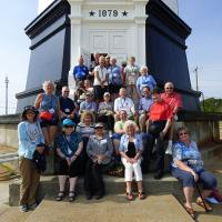 Group Photo at New Cape Henry (Thank you Lisa Sidorsky)
