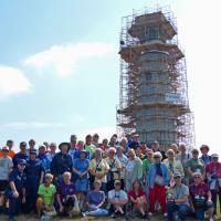Our group tour photo