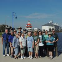 Group Photo at New Canal Lighthouse