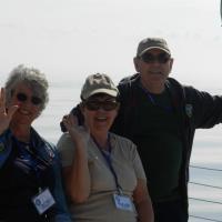 Beth, Sharon & Allan