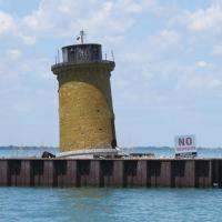 St. Clair South Channel Front Range is in need of major foundation work and is being renovated as funds are available.