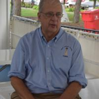 Mike Vogel, President of Buffalo Lighthouse Association, narrated our trip.