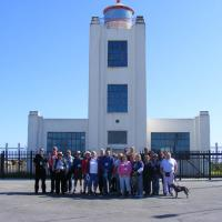 Group Photo at Port Hueneme Lighthouse