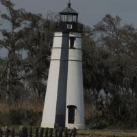 Tchefuncte River Range Rear Light