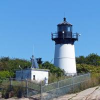 Amos Story is best known for having served as keeper of Ten Pound Island Lighthouse from 1833 to 1849 and for being one of many reliable witnesses that reported a sea serpent near the island in 1817