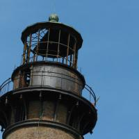 Sand Island Lighthouse Lantern room