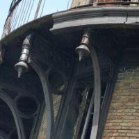 More details of the Sand Island Lighthouse Lantern room
