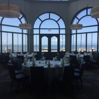 Welcome Dinner Setting