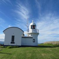 Crowdy Head Lighthouse is the last of the small towers built along the northern NSW coast.