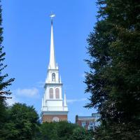 The Old North Church wasn't a lighthouse, but it did provide a very important warning in our history.