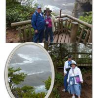 Allan, Portia, Carol Ann and John also made the hike