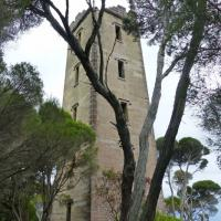 Ben Boyd's Tower was built as a lighthouse but was never lit.  It served as a lookout tower for whale watching instead.