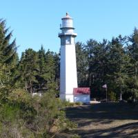 Grays Harbor Lighthouse, the tallest lighthouse in Washington