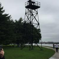 Fort McHenry Front Range Light