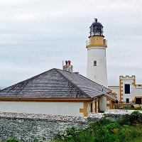 Our last lighthouse was the Douglas Head Lighthouse built in 1857 by David and Thomas Stevenson.