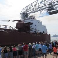 And BIG SHIPS!