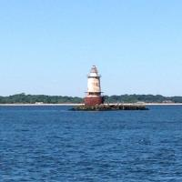 Stamford Harbor Ledge Lighthouse