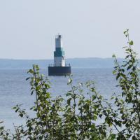 Escanaba Harbor Light