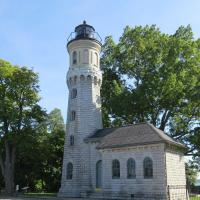 Fort Niagara Lightouse was our last stop.