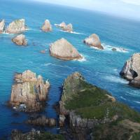View from Nugget Point Lighthouse