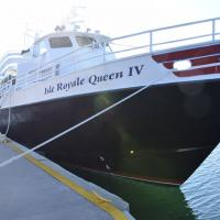 Isle Royale Cruises provides only three trips to see Manitou and Gull Rock Lighthouses.