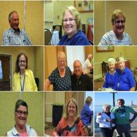 Lake Ontario Circle Tour participants
