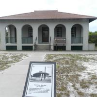 The Guard House on Egmont Key