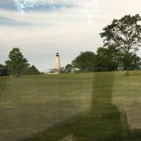 5 Mile Point Lighthouse