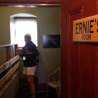 Megan - Scared inside Ernie's room, the resident ghost of the lighthouse
