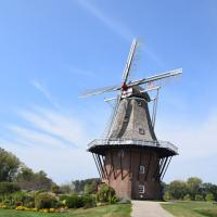 A visit to the only working Windmill in US was quite interesting