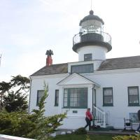 Point Pinos Lighthouse Front