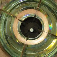 The original lens seen from above