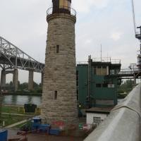 Burlington Canal Main was the first Ontario light to burn coal oil
