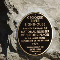 Crooked River Lighthouse on the National Historical Register