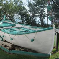 Fully restored lifeboat